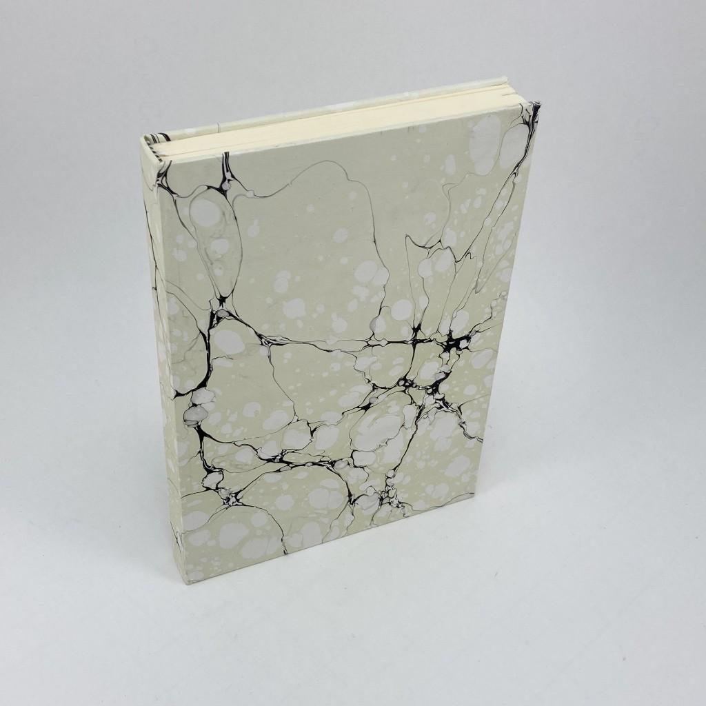 book-binding-marbled-green-stone