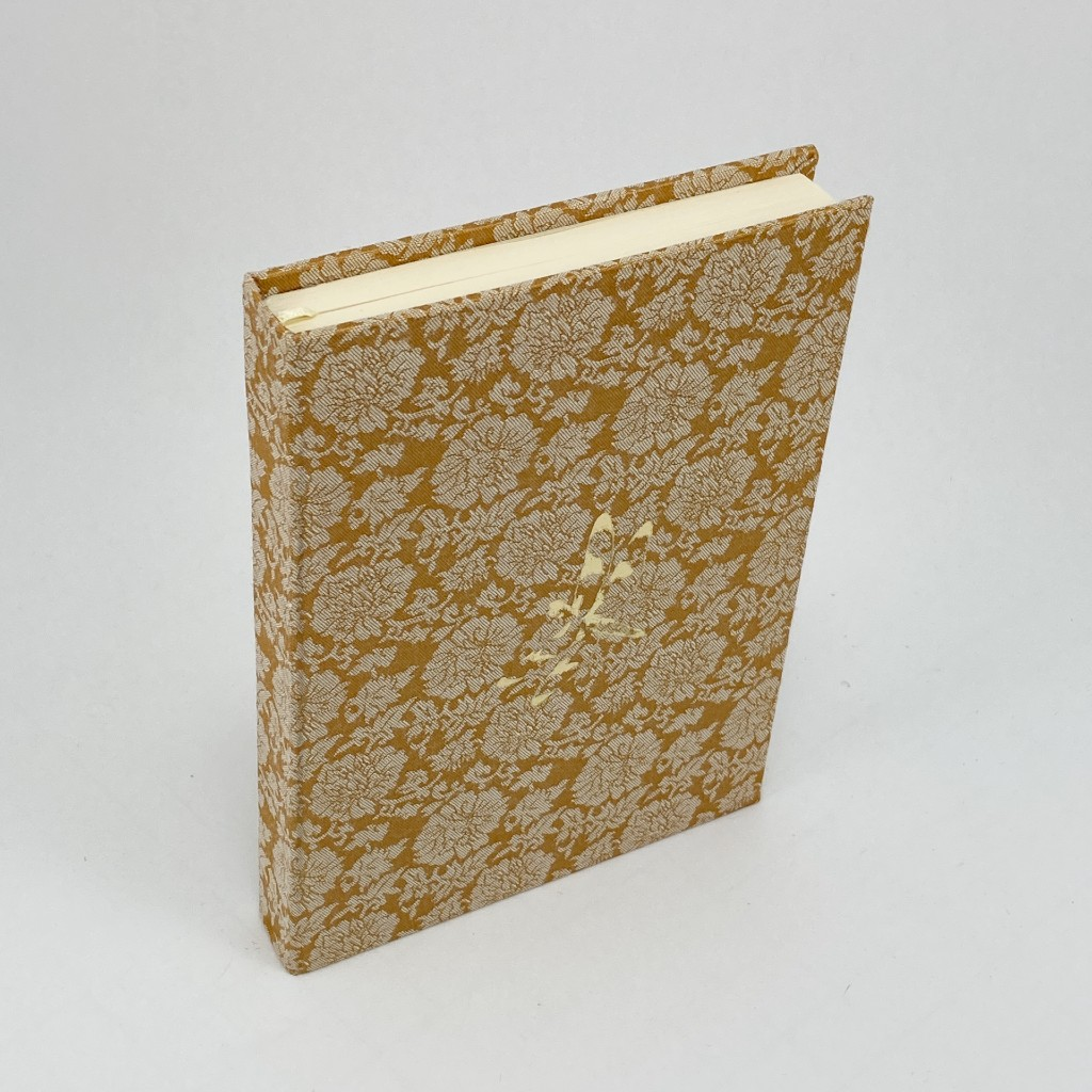 book-binding-gold-floral-dragon-fly