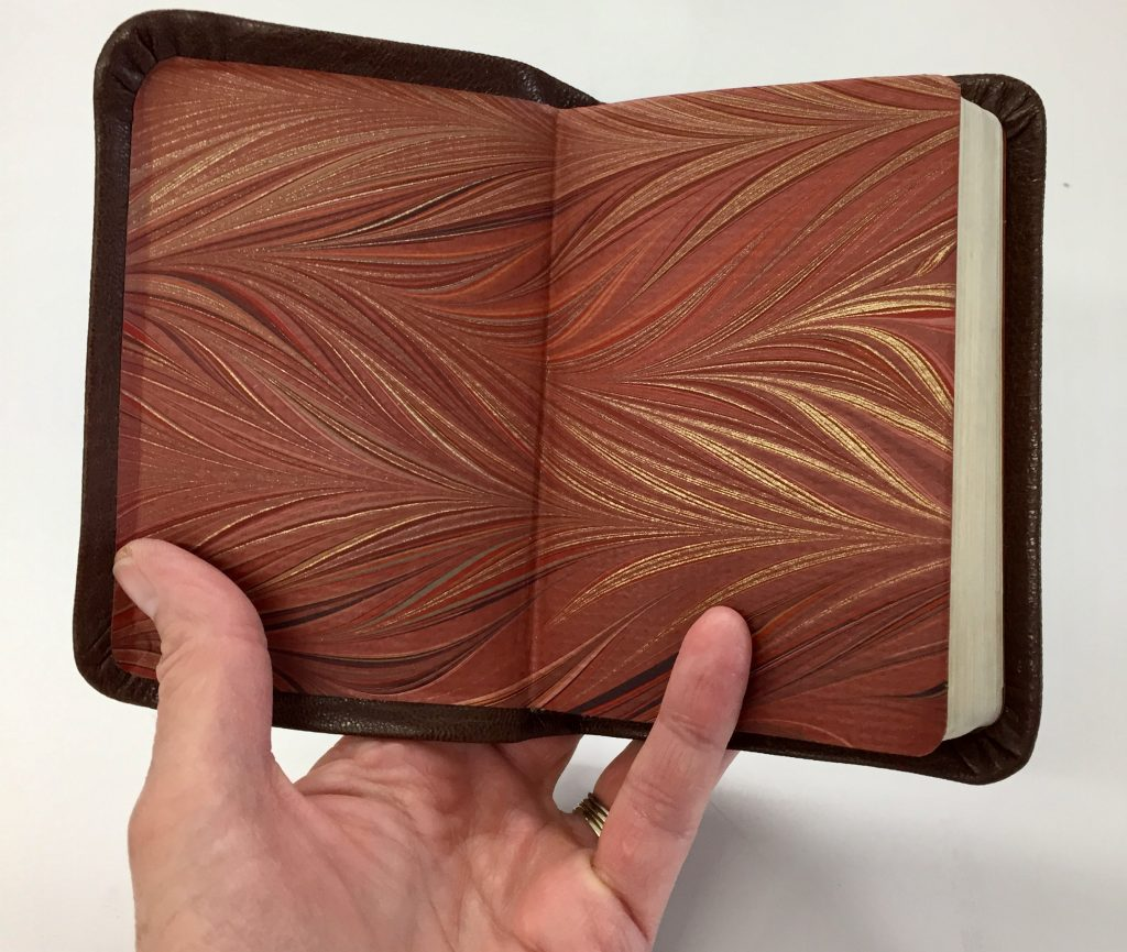 book-binding-soft-bound-travel bible