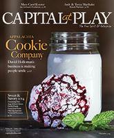 capital at play magazine cover of Azalea Bindery