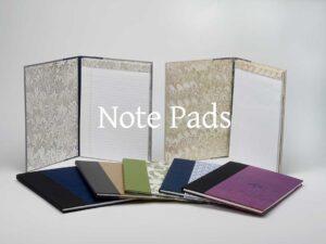 Azalea Bindery Note Pads