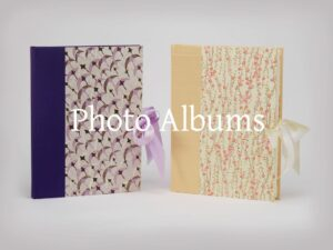 Azalea Bindery Photo Albums