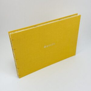 guest-book-coptic-yellow