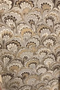 marbled-paper-bouquet-pattern