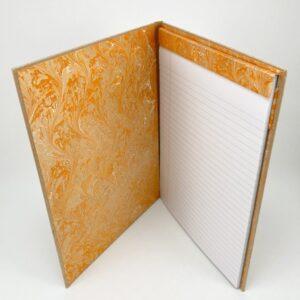 book-binding-note-pads-gold-swirl