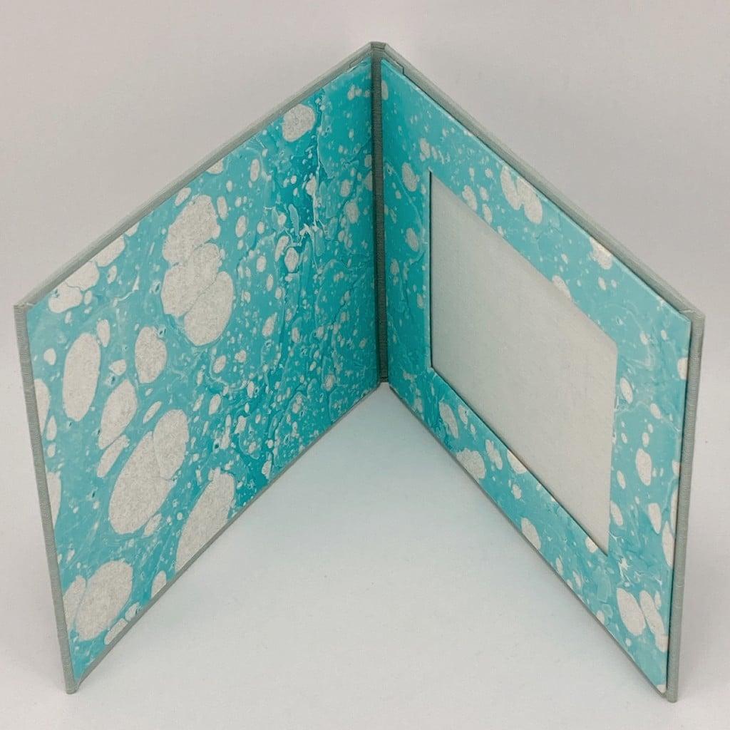 photo-frame-lt-blue-turquoise