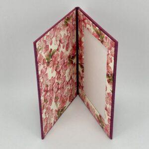 photo-frame-magenta-blossoms