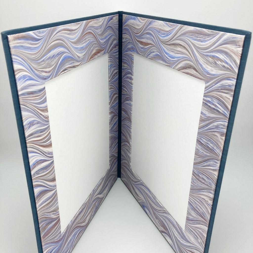photo-frame-marine-blue-feather