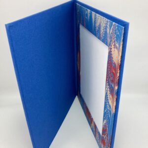 photo-frame-royal-blue-red